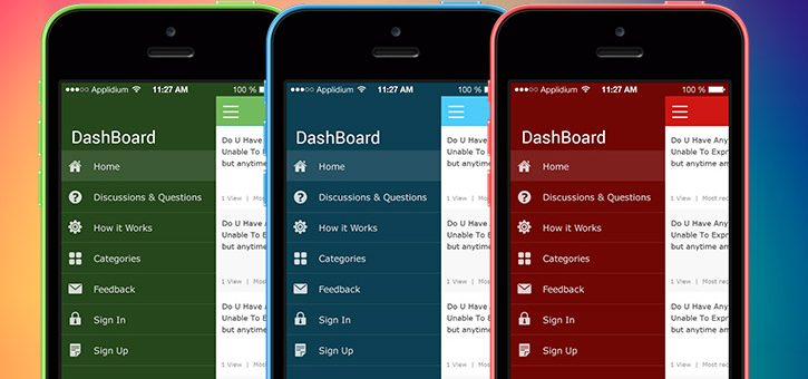Renew Your App Skin with Mobile App Design Trends