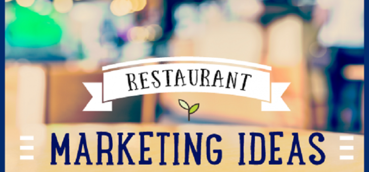 Promote Your Restaurant with these 6 Awesome Marketing Ideas