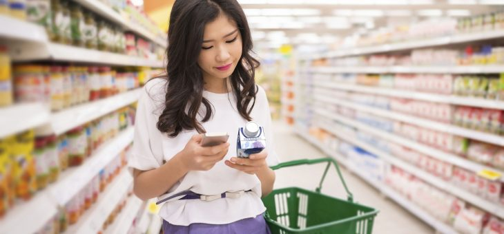Tackle the bad reviews with mobile app for grocery owners