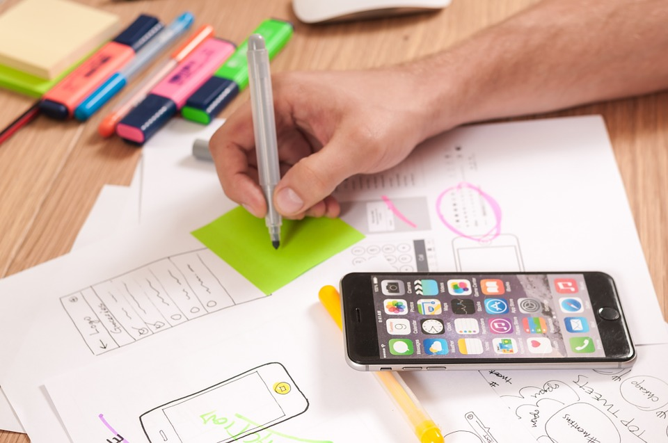 how should your mobile app be designed
