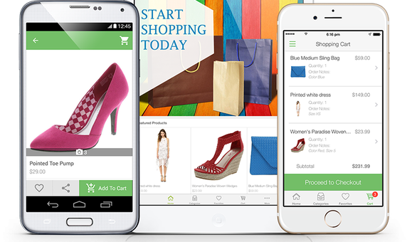 E-Commerce Mobile App: Here's what you can do in 2017