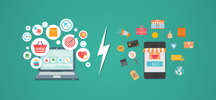 M-Commerce and E-Commerce: There's a lot more to it!