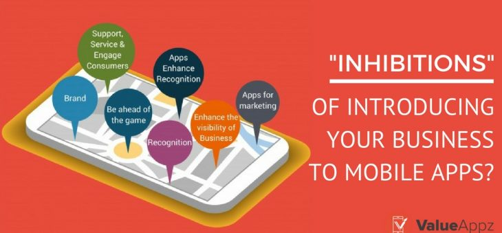 What are the Inhibitions of Introducing Your Business to Mobile Apps?