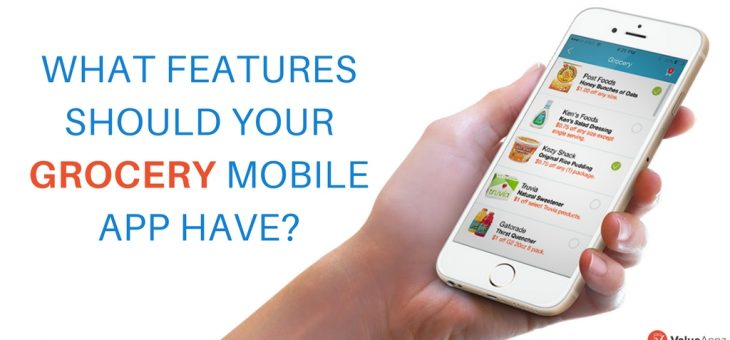 What Features Should Your Grocery Mobile App Have?