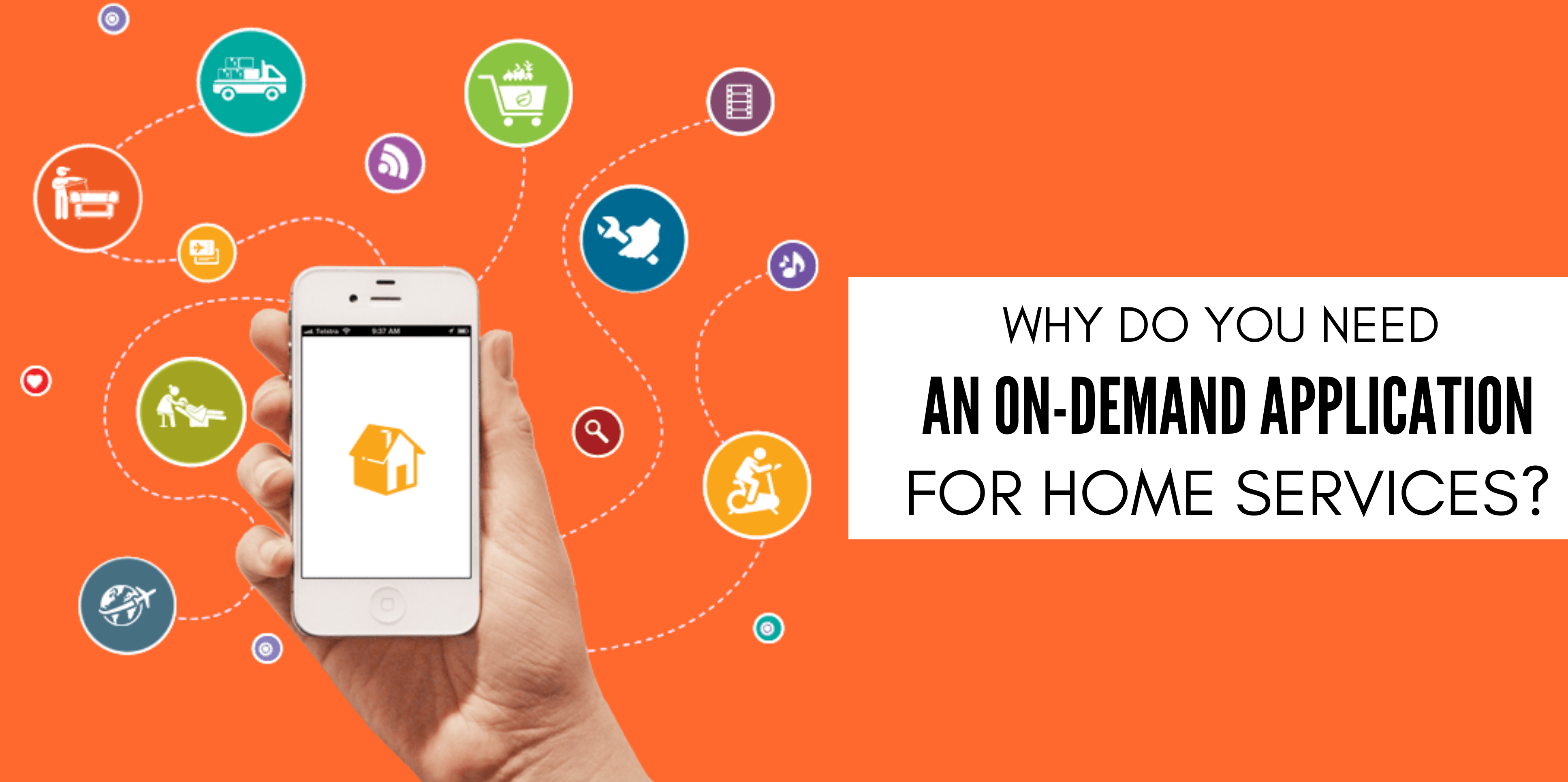 Why Do You Need An On-Demand Application F...