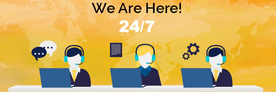 Provide Support 24/7