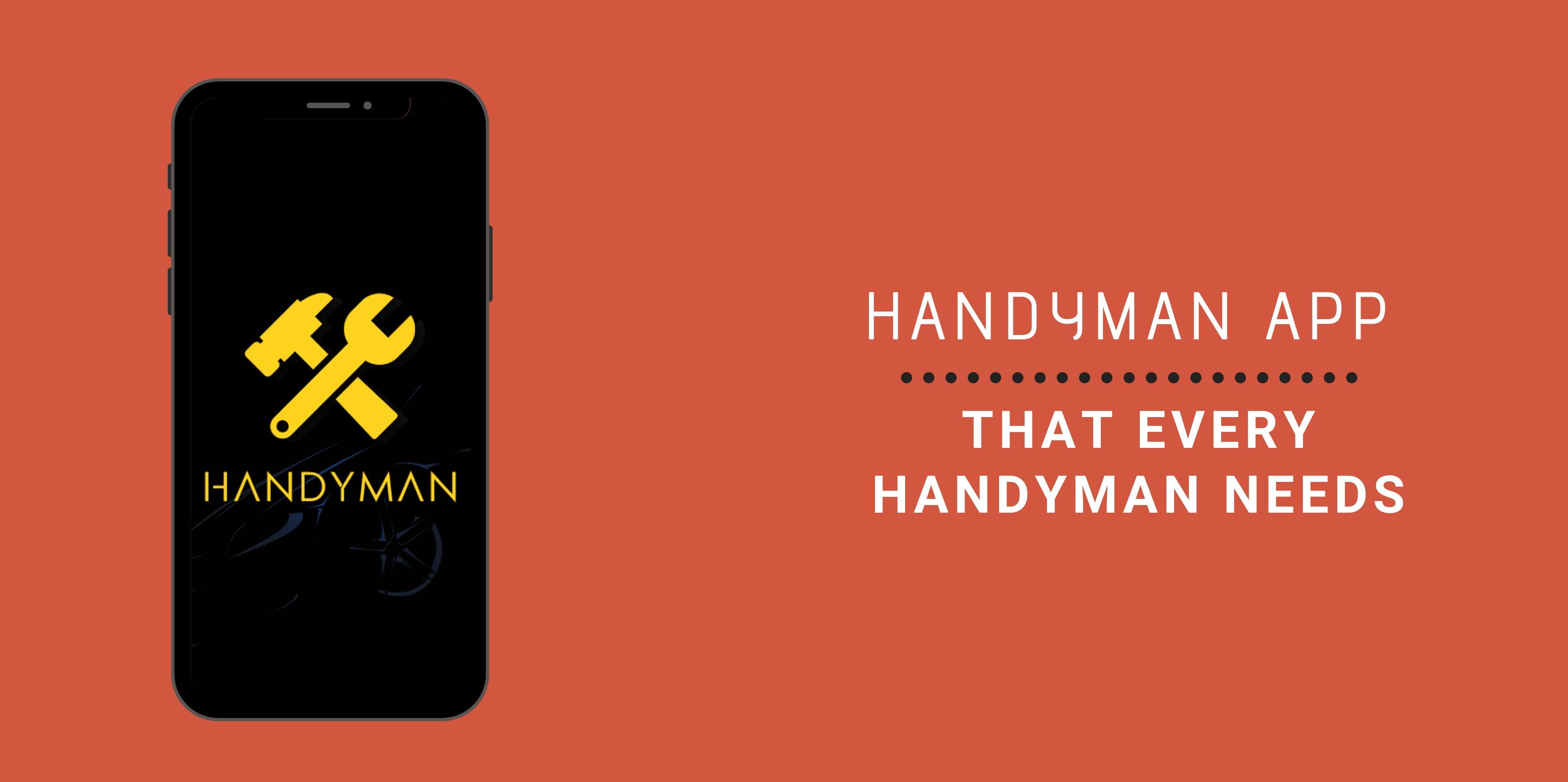 10 handyman app that every handyman needs