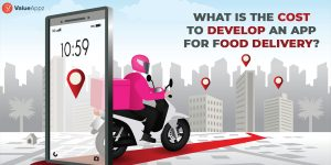 What is the Cost to Develop an App for Food Delivery?