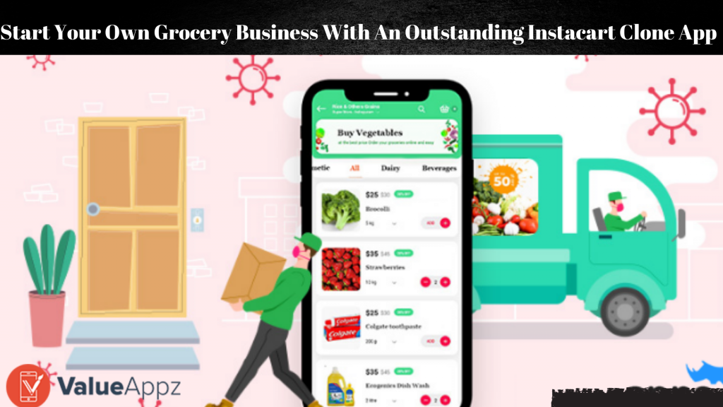 Grocery Clone App Like Instacart