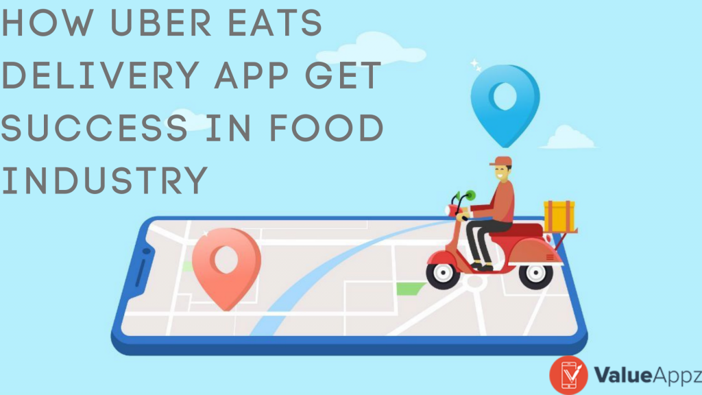 How Uber Eats Delivery App Get Success in Food Industry