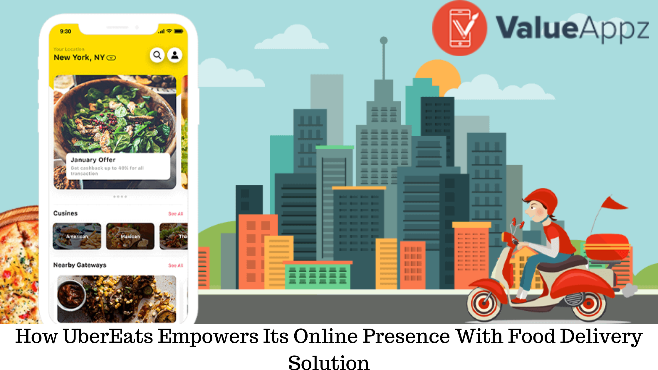 How UberEats Empowers Its Online Presence ...