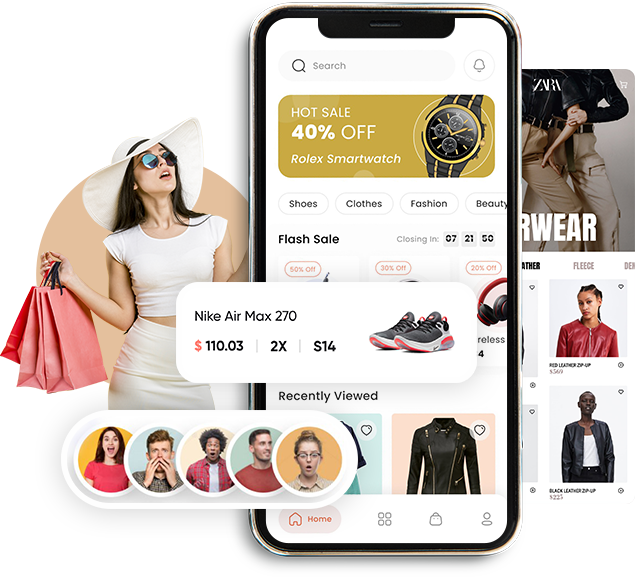 Maximize Profits with On-Demand Fashion eCommerce App Development Solutions
